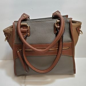 MELIE BIANCO  Vegan Multi Color Tote